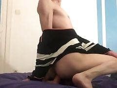 Part1 - I'm So Taut I Need Jism In My Butt To Lubricate