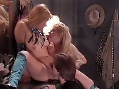 Impeccable Blondie With Hairy Muff Receives Cuni