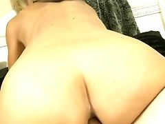 Romeo Price Spreads Unthinkably Hot Nikki Sexx's Mouth With His Sturdy Meat Stick To The Limit