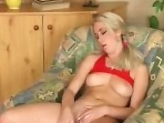 """""""sologirlsmania Big-chested Blonde Adele Is Ready For Romp"""""""