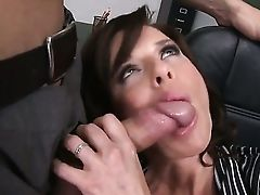Danny Mountain Gets Pleasure From Fucking Lovemaking Starved Veronica Avluv's Mouth