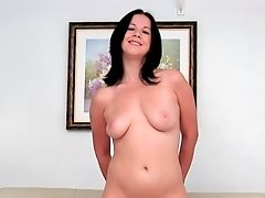 Nubile Breathtaker Evelyn Cell Is Horny As Hell And Fucks Herself With Bang-out Gear With Wild Enthusiasm