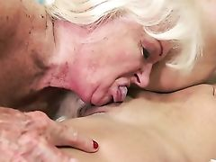 Blonde And Horny Dude Have A Lot Of Joy In This Steamy Fuck-fest Activity