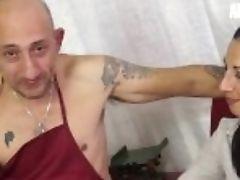 """castingallaitaliana - Margot Rossini Italian Matures Rough Buttfuck Casting With Old Stud"""