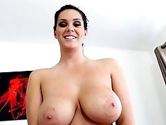 Interview With Huge-chested Cutie Alison Tyler