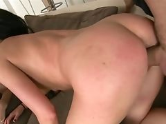 Group Assfuck With Anne Angel And Macy