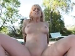 """cherrie Deville - Horny Mummy Fucked Hard"""