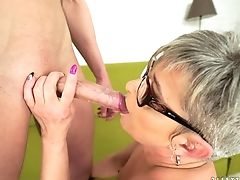 Matures Loves The Warmth Of Hard Man Meat Deep In Her Muff