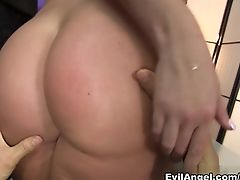Greatest Pornographic Stars Keni Styles, Alison Tyler In Incredible Cuni, Big Arse Hook-up Scene