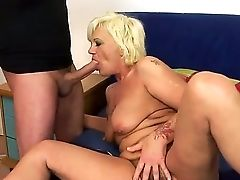 Hard-core Old Superstar Orhidea With Hairy Cunt Fucks At The Last Time